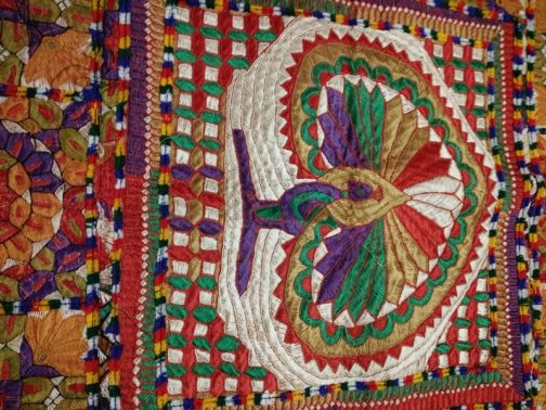 Purely Handmade Tribal Large Wall Decoration
