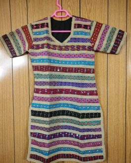 Afghani Hand Embroidered Shirt