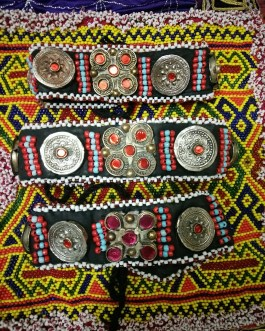 Turkman Beads Chokar