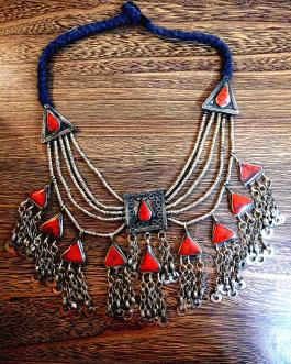 Afghani Queen Necklace