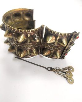 Double Spike Turkman Bracelet