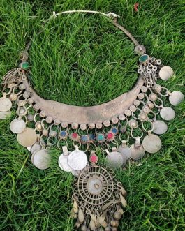 Big Antique Vintage Choker