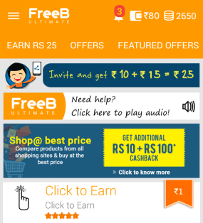FreeB_earning_app