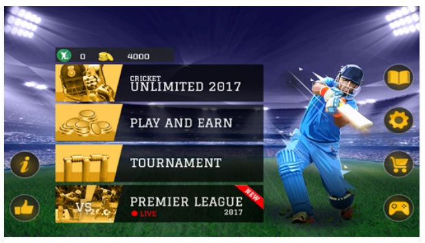 Cricket Unlimited App