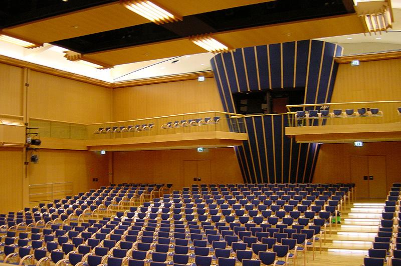 Stadtsaal Stockerau Z 2000 Kuchler Zt Gmbh
