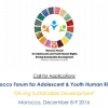 Call for Applications: Morocco Forum for Adolescent & Youth Human Rights