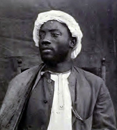 King Mwanga II of Buganda
