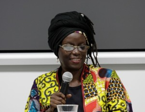 The author, Dr Sylvia Tamale