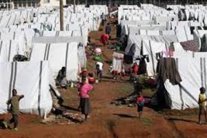 A refugee camp in Kenya PHOTO CREDIT : www.irinnews.org