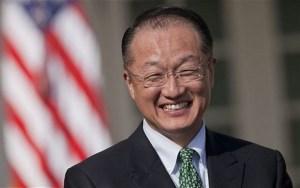 World Bank President Kim Yong Kim