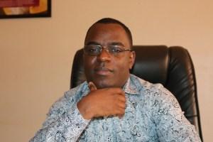 Dr Frank Mugisha