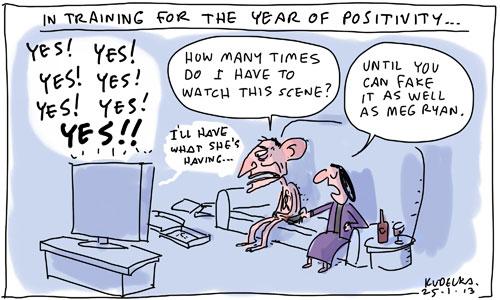 The Australian 25 January 2013