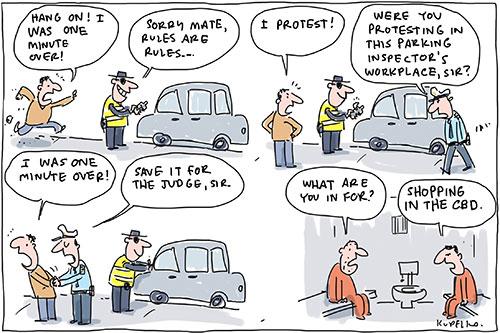 The Hobart Mercury 4 July 2014