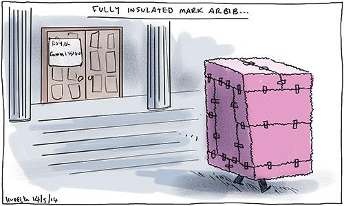 The Australian 14 May 2014