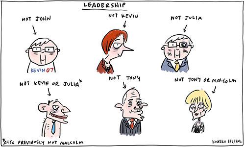 The Australian 2 March 2015