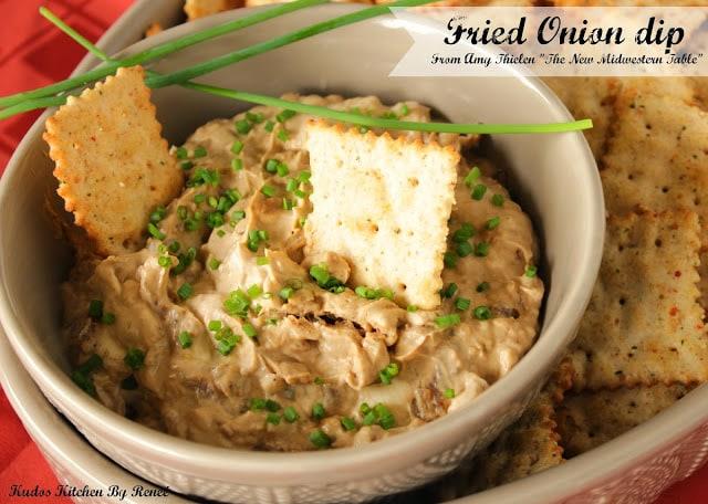 Fried Onion Dip