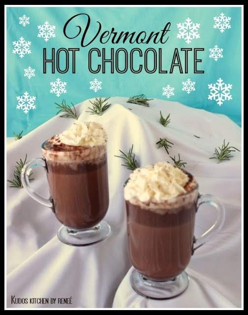 Vermont Hot Chocolate Recipe