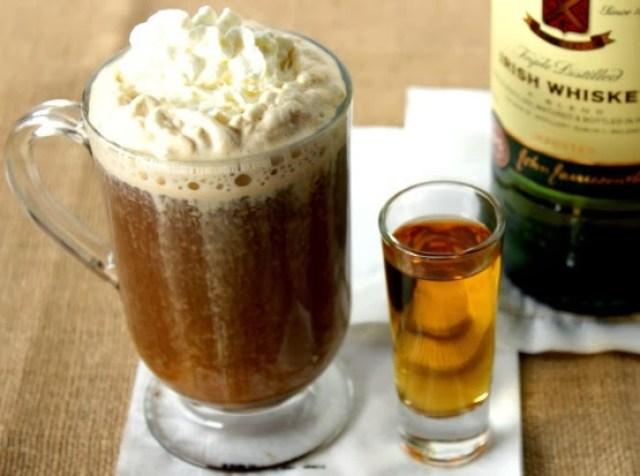 Kudos Kitchen By Renee - Original Irish Coffee Recipe