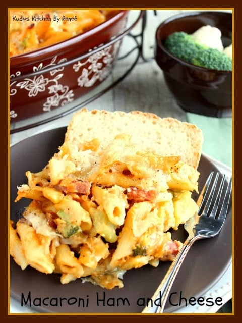 Macaroni Ham and Cheese Recipe