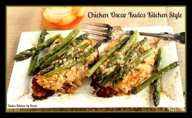 Chicken Oscar Recipe - kudoskitchenbyrenee.com