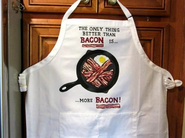 Bacon Lovers Apron