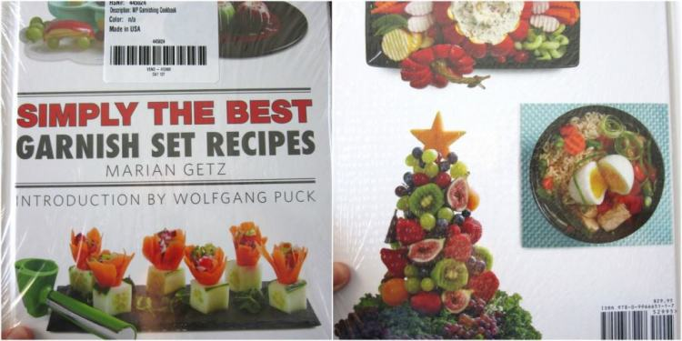 WP garnishing tool cookbook