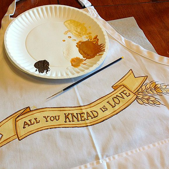 All You Knead Is Love Apron