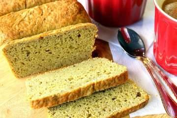 Avocado Cilantro Yeast Bread