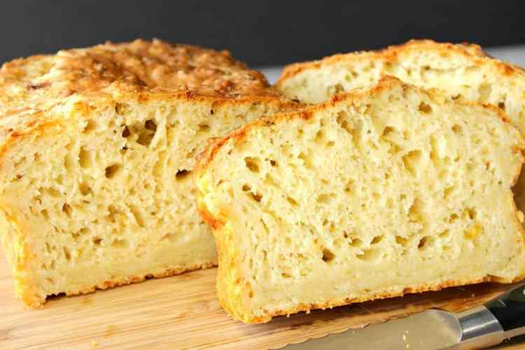 Quick Bread Recipe with Jalapeno and Cheese