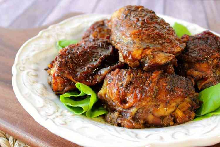 Gingerbread Chicken Recipe