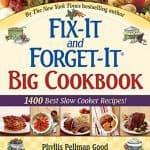 Amazon.com slow cooker cookbook