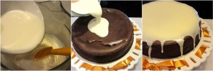Double Chocolate Cheesecake Photo Tutorial