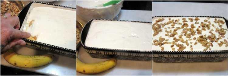 How to make no churn banana walnut ice cream. - Kudos Kitchen by Renee