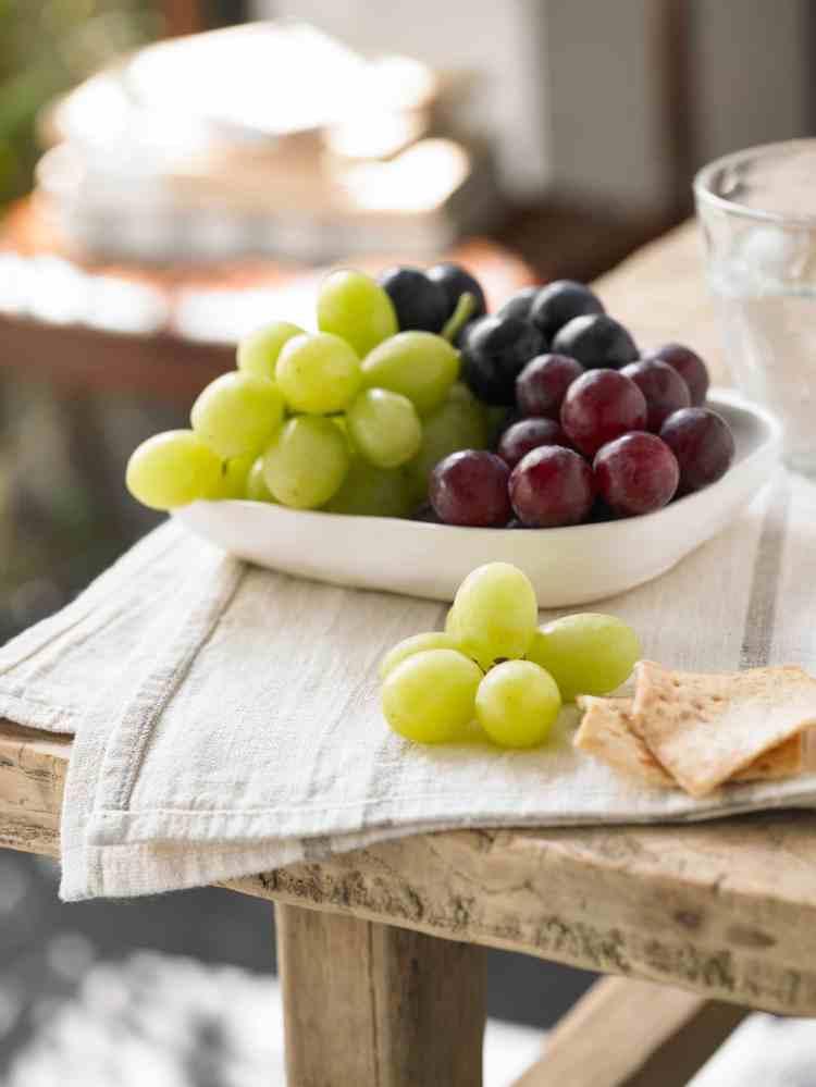 Grapes of California Snack Photo