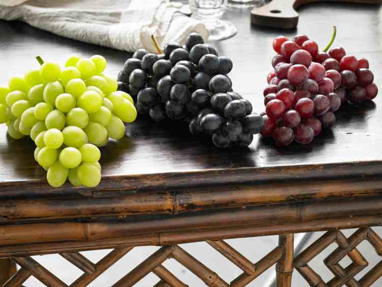 Make 2017 The Grapest School Year Yet with Grapes from California