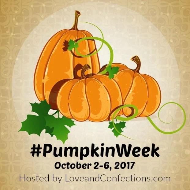 #PumpkinWeek Logo 2017