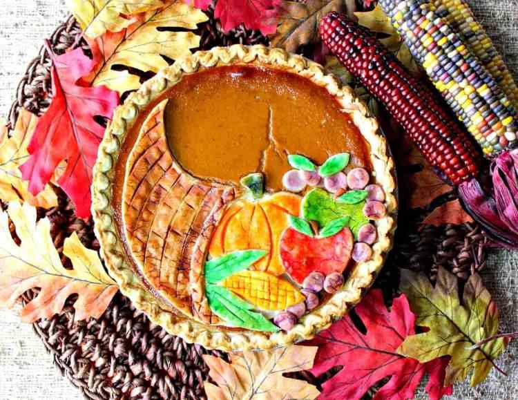 Thanksgiving Dessert Recipe Roundup 2017