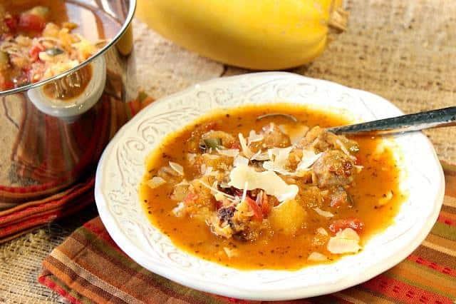 Soup, Stew & Chowder Recipe Roundup 2018 - www.kudoskitchenbyrenee.com