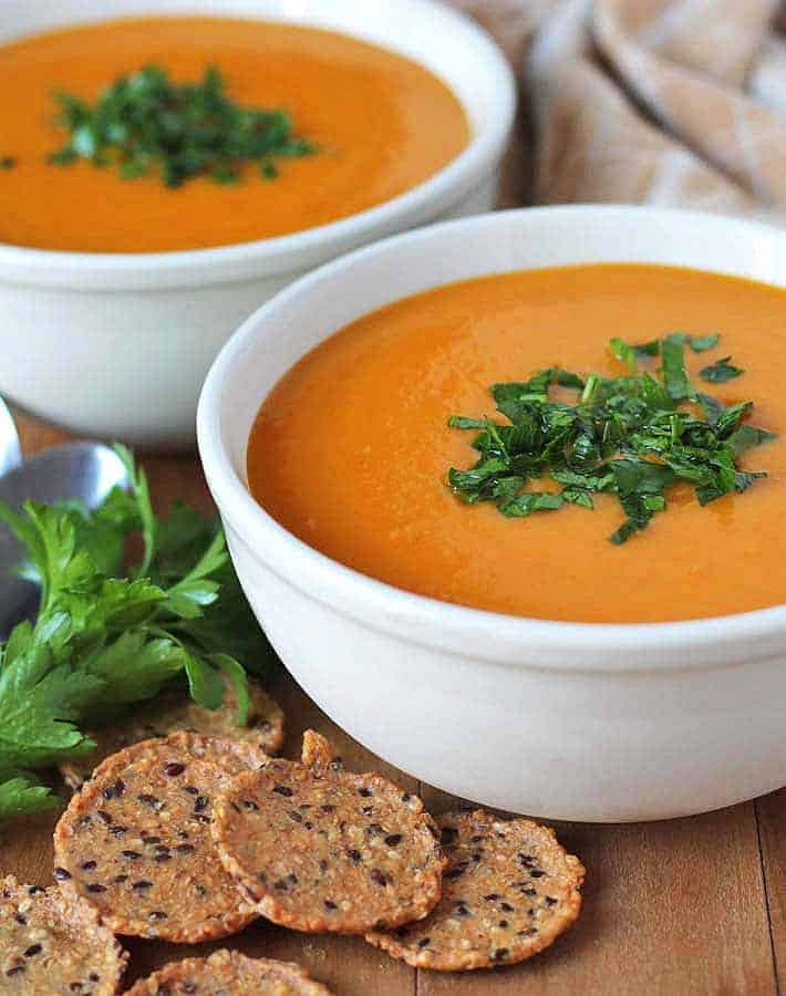 Bountiful Butternut Squash Recipe Roundup 2018 for Friday's Featured Foodie Feastings - kudoskitchenbyrenee.com