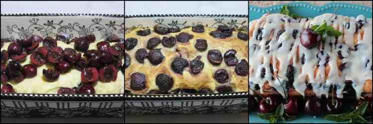 How to make Cherry Yeast Bread step-by-step photo tutorial. - kudoskitchenbyrenee.com