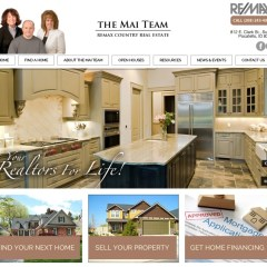 Remax – MLS Search Website Development
