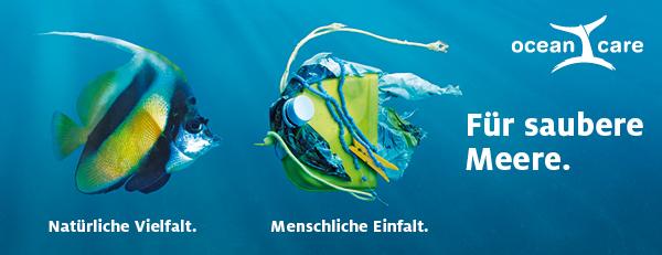 20. März Referat OceanCare Tatort Meer – Generation Plastik im Visier