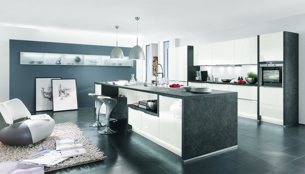Kücheninsel 3   Modell Parkweg