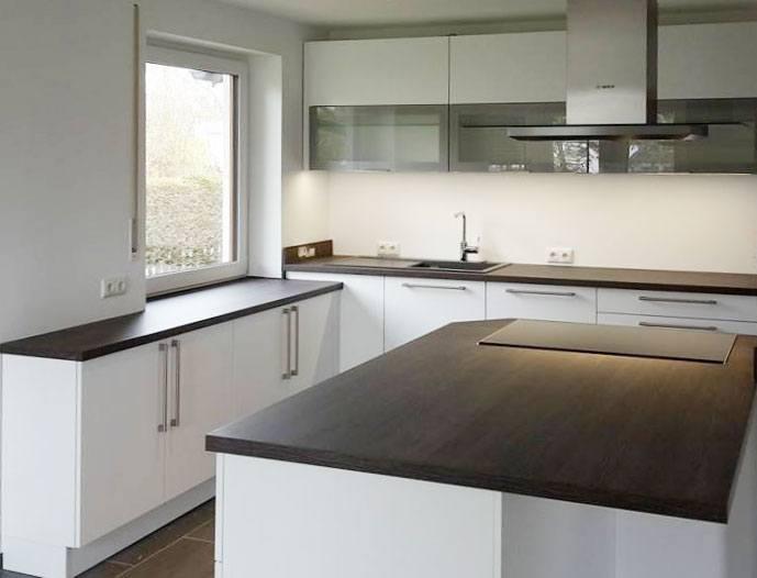 Großzügige Wohnküche in Mering