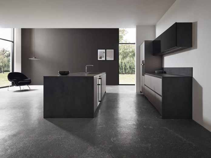 The entire flushing area, including the faucet, is the focus of kitchen planning: it is here all around nipples, boiled, rinsed and cleaned. Everything takes place centrally in one place. (Photo: hansgrohe)