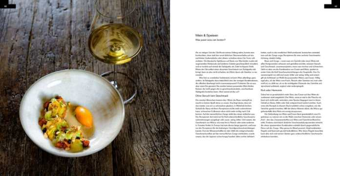 The perfect host you will not only by the choice of food or their preparation. The choice of the optimal wine, the table design and the general etiquette also play into an invitation. Gaggenau THE COOKBOOK explains and illustrates these processes. (Photo: Guido Bittner for Tre Torri Verlag)
