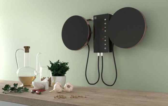 Little space for cooking or an additional roasting surface needed? The portable induction plates