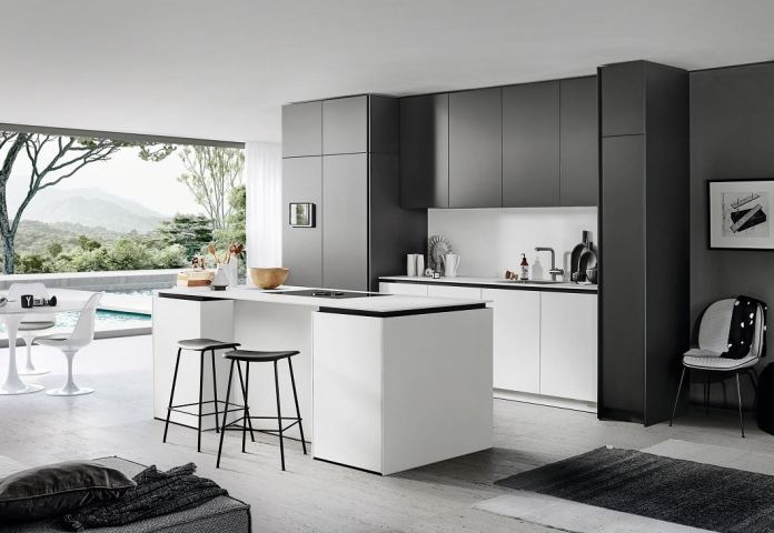 Poggenpohl is the oldest traditional manufacturer of high quality premium kitchens in Germany. So far, the company has only entered into a joint venture with China. (Photo: Poggenpohl)