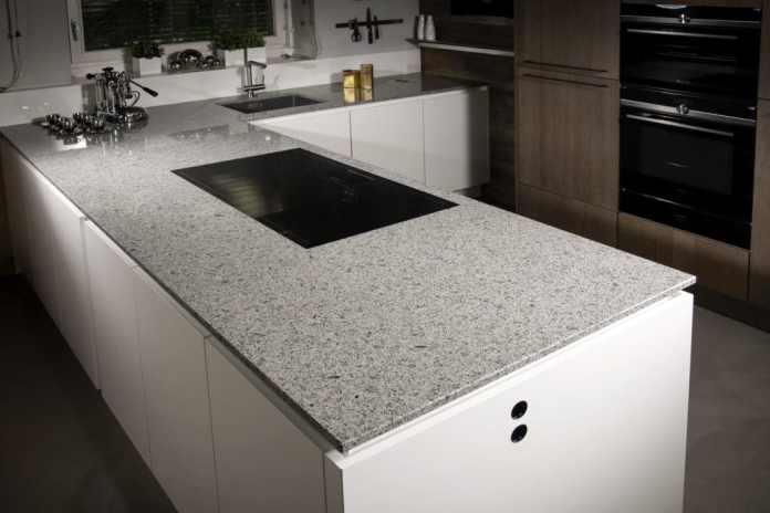 Natural stone worktops are absolutely hygienic, heat and fire resistant and ideal for a long-lasting kitchen space. They are not completely scratch and cut resistant - the lover of the must