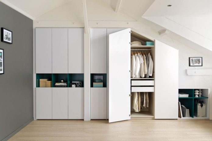 Many kitchen manufacturers, who also operate in the cheaper segment, have long since expanded their range to include dressing, bedroom and office furniture. (Photo: SCHMIDT Kitchens)
